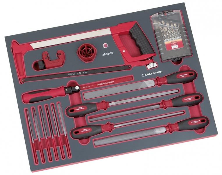 Achetez kraftwerk servante kraftwerk completo eva 308 outils au meilleur prix chez equip 39 raid - Servante a outils complete ...