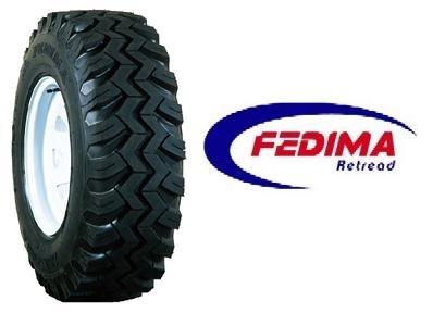 Achetez Fedima - PNEU RECHAPE FEDIMA MAXIMA 7.50X16 au ...